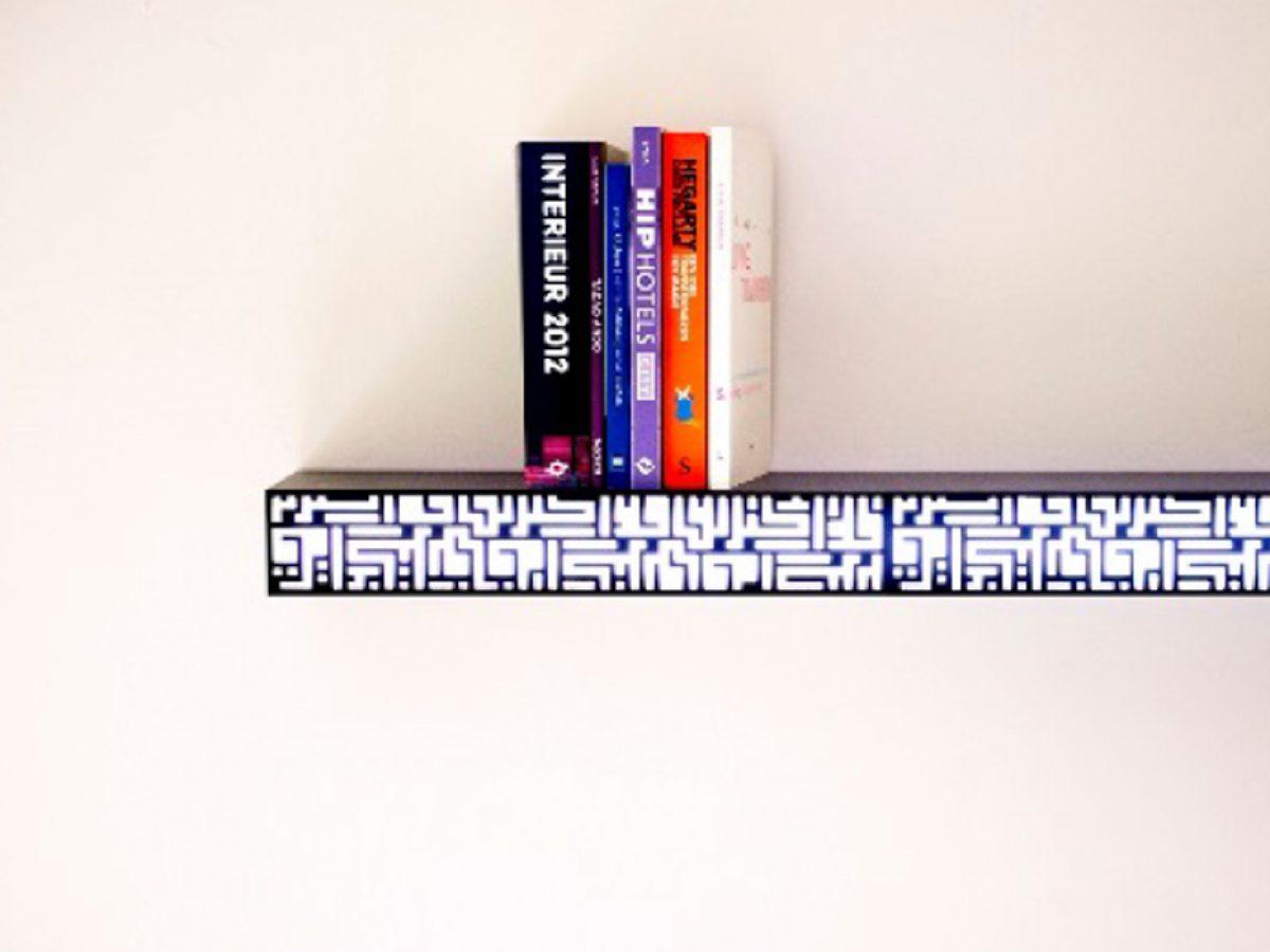 Nichenn book shelf