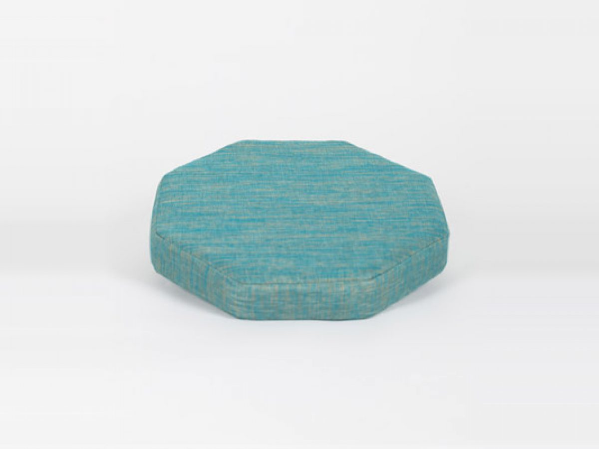 Cheb seat turquoise