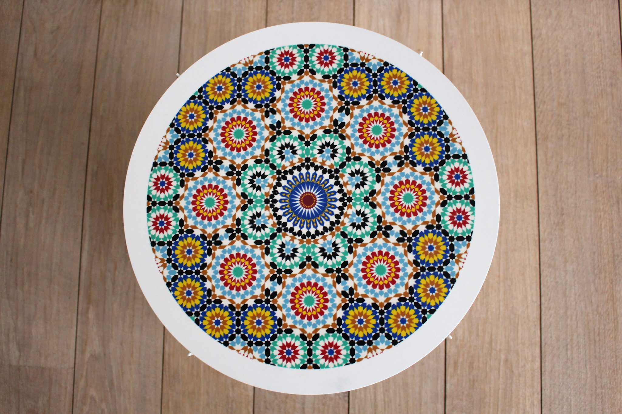 Mosaic Tray Table Cheb Fusion