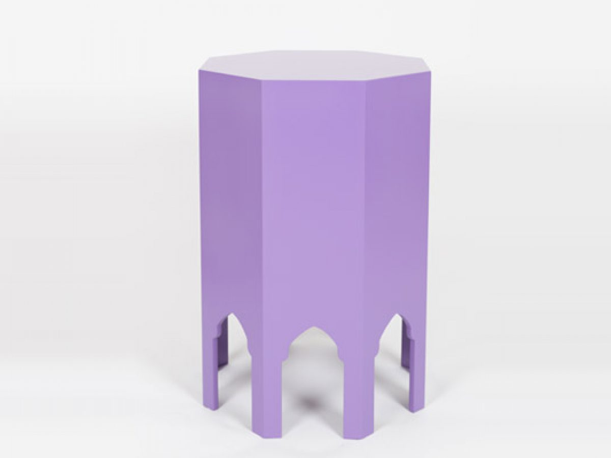 Cheb seat purple