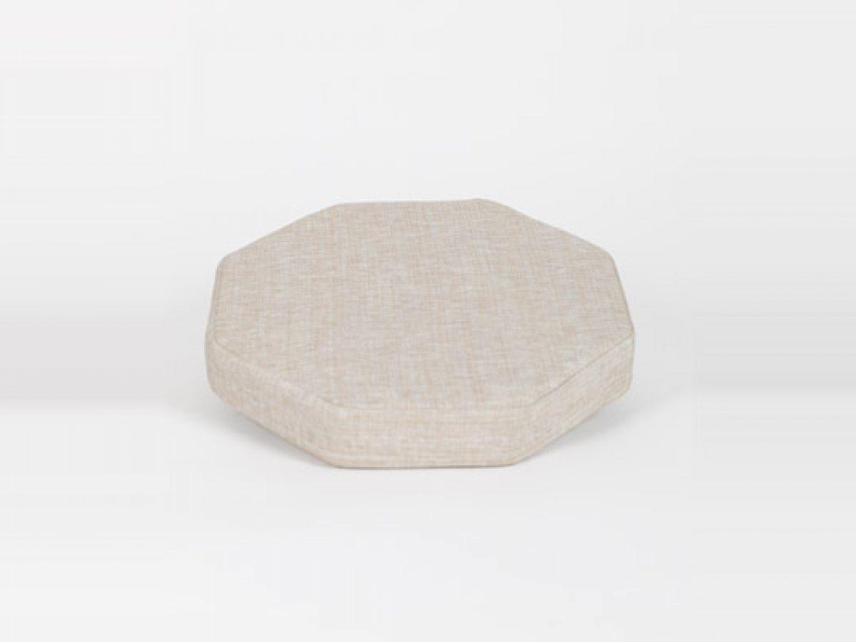 Cheb seat white
